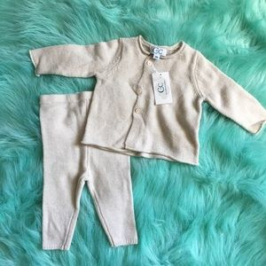 💜2 for $50💜 🆕🍼C de C Newborn Cashmere & Wool